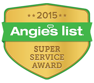 Angie's List Award- lawn treatment companies Atlanta GA